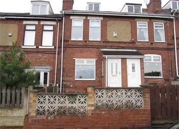 Thumbnail 3 bed terraced house for sale in North Cliff Road, Conisbrough, Doncaster