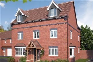 Thumbnail 5 bed detached house for sale in Southwell Road, Farnsfield