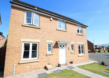 Thumbnail 4 bed detached house for sale in Drum Tower View, Caerphilly