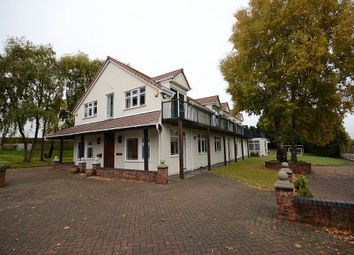 Thumbnail 5 bed detached house for sale in The Boathouse, Southport Road, Lydiate, Liverpool, Merseyside