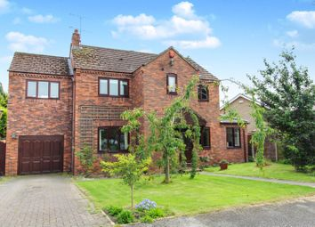 Thumbnail 5 bed detached house for sale in Manor Farm Close, Carlton
