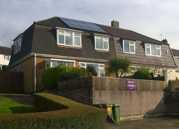 Thumbnail 4 bed semi-detached house for sale in Warwick Avenue, Plymouth