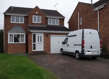 Thumbnail 4 bed detached house for sale in 15, Monks Way, Shireoaks, Worksop, Nottinghamshire