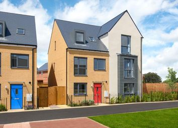 """Thumbnail 4 bed semi-detached house for sale in """"Rochester"""" at Fen Street, Brooklands, Milton Keynes"""