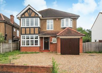 Thumbnail 4 bed detached house to rent in Molember Road, East Molesey