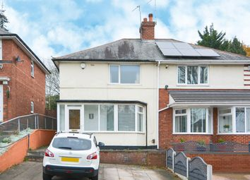 Thumbnail 3 bed semi-detached house for sale in Woodhouse Road, Quinton, Birmingham