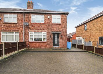 Thumbnail 3 bed terraced house for sale in Penrose Avenue East, Broadgreen, Liverpool
