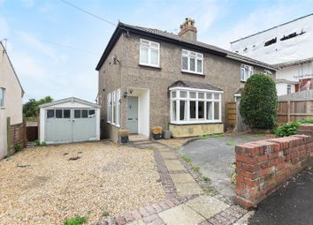 Thumbnail 3 bed semi-detached house for sale in Woodhill Avenue, Portishead, Bristol