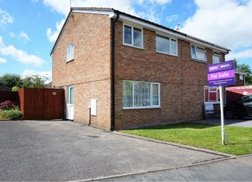 Thumbnail 3 bedroom semi-detached house for sale in Itchen Grove, Wolverhampton