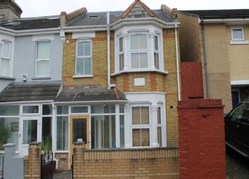 Thumbnail 1 bed flat to rent in Exeter Road, Walthamstow, London