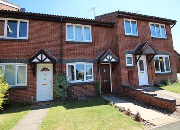 Thumbnail 2 bed terraced house to rent in Chaffinch Drive, Uttoxeter