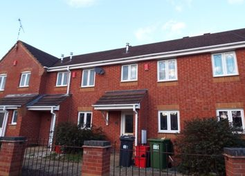 Thumbnail 2 bed terraced house to rent in Desdemona Avenue, Heathcote, Warwick
