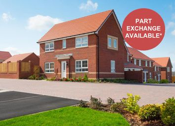 """Thumbnail 3 bedroom detached house for sale in """"Ennerdale"""" at The Long Shoot, Nuneaton"""