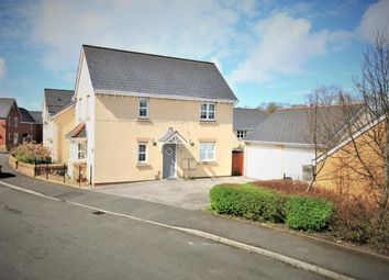 Thumbnail 3 bed end terrace house for sale in Gelli Deg, Fforestfach, Swansea
