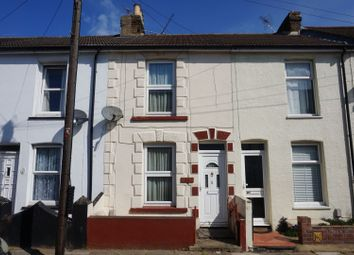 2 bed terraced house for sale in Queens Road, Gillingham ME7
