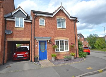 Thumbnail 4 bed terraced house for sale in Raleigh Close, Stoke-On-Trent
