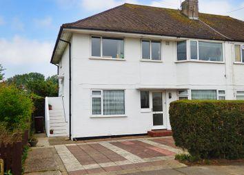 Thumbnail 2 bed flat for sale in Lansdowne Road, Wick, Littlehampton