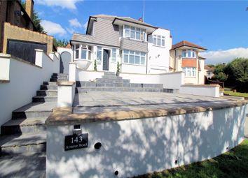 Thumbnail 4 bed detached house for sale in Avenue Road, Lesney Park, Erith, Kent