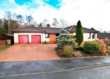 Thumbnail 5 bed detached bungalow for sale in Berryhill, Glenrothes