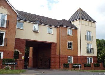Thumbnail 2 bedroom flat to rent in Bewick Croft, Stoke