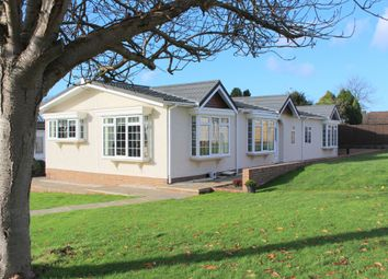 Thumbnail 3 bed mobile/park home for sale in Valdean Home Park, Alresford
