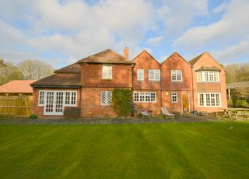 Thumbnail 5 bed country house for sale in Blackwell Hall Lane, Latimer