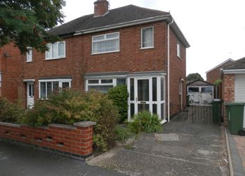 Thumbnail 1 bedroom semi-detached house for sale in Kings Drive, Leicester Forest East