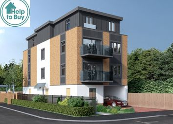 Thumbnail 1 bed flat for sale in Kingston Road, Staines-Upon-Thames