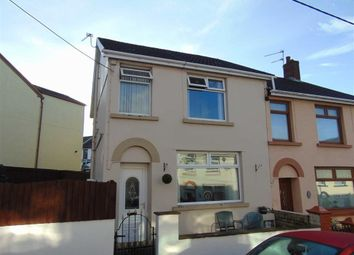 Thumbnail 3 bed end terrace house for sale in Jenkin Street, Abercynon, Rhondda Cynon Taff