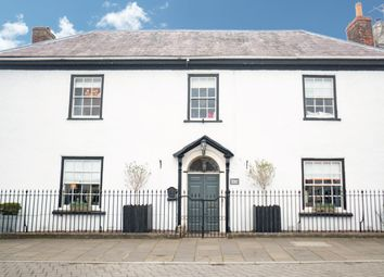 Thumbnail 6 bedroom detached house for sale in The Square, Magor, Caldicot