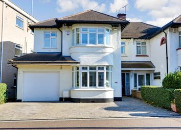 Thumbnail 3 bed semi-detached house for sale in Elm Road, Leigh-On-Sea, Essex