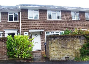 Thumbnail 3 bed terraced house to rent in Pinetrees Close, Copthorne, Crawley