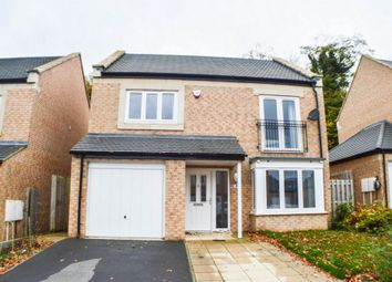 Thumbnail 4 bed detached house for sale in Beechwood Drive, Prudhoe
