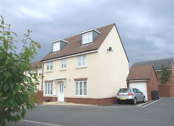 Thumbnail 5 bed detached house for sale in Skylark Road, Melksham