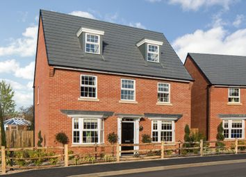 "Thumbnail 5 bed detached house for sale in ""Emerson"" at Horton Road, Devizes"