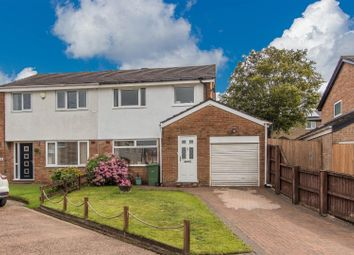 Thumbnail 3 bed semi-detached house for sale in Coed-Y-Llinos, Caerphilly
