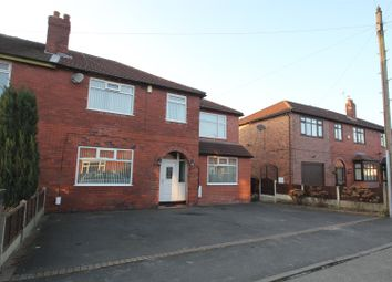 Thumbnail 4 bed semi-detached house for sale in Omer Drive, Burnage, Manchester