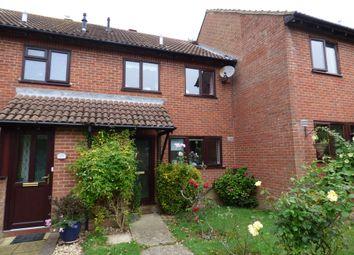 Thumbnail 3 bed terraced house to rent in Dinsdale Gardens, Rustington, Littlehampton