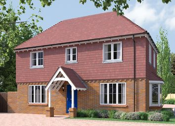 Thumbnail 3 bedroom detached house for sale in Furze Lane, Godalming