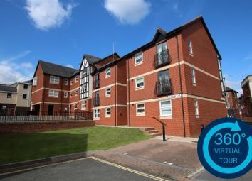 Thumbnail 2 bed flat for sale in Melbourne Court, St Leonards, Exeter