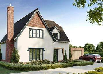 Thumbnail 3 bed detached house for sale in Silkmore Lane, West Horsley, Surrey