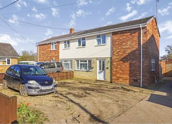 Thumbnail 3 bed semi-detached house for sale in Hickathrift Field, Marshland St James, Wisbech