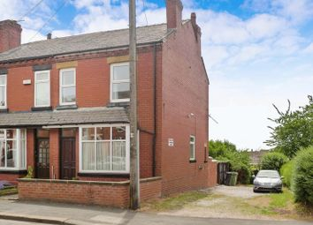 Thumbnail 3 bed end terrace house for sale in Longsight, Harwood, Bolton