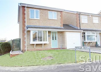 Thumbnail 3 bed semi-detached house for sale in Malia Road, Chesterfield, Derbyshire