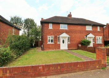 2 bed semi-detached house for sale in Athelstane Crescent, Edenthorpe, Doncaster, South Yorkshire DN3