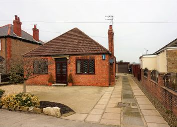 Thumbnail 3 bed detached bungalow for sale in Wistow Road, Selby