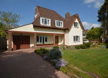Thumbnail 5 bed detached house to rent in Barnston Road, Heswall, Wirral