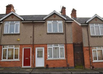 Thumbnail 2 bed end terrace house for sale in Naseby Street, Semilong, Northampton