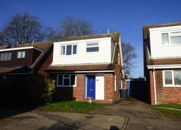 3 bed detached house for sale in Ringwood Close, Kempston, Bedford MK42