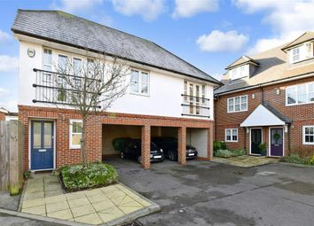Thumbnail 2 bed flat for sale in Commercial Road, Paddock Wood, Tonbridge, Kent